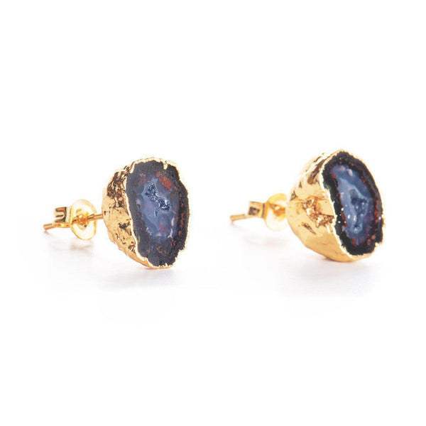 Asteroid Studs-Earrings-Aria Lattner