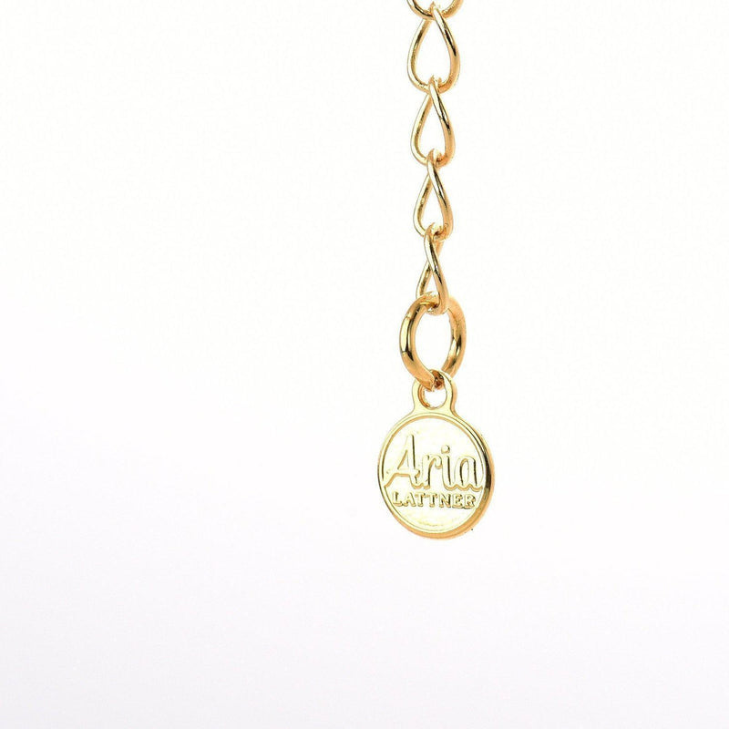 Emma Necklace-Necklace-Aria Lattner