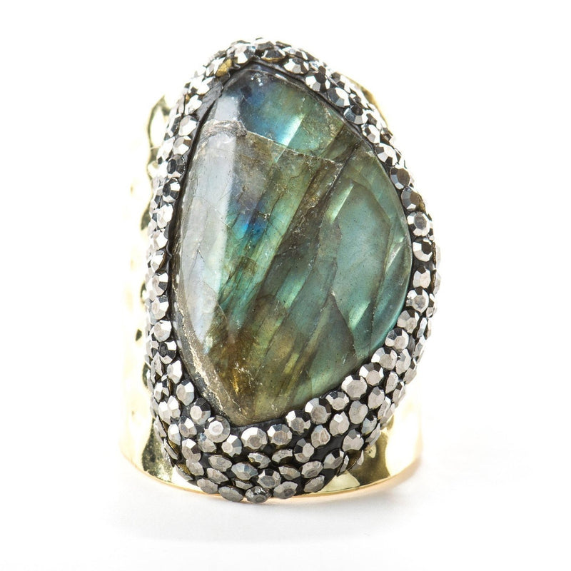 Intuition Stone Ring-Ring-Aria Lattner