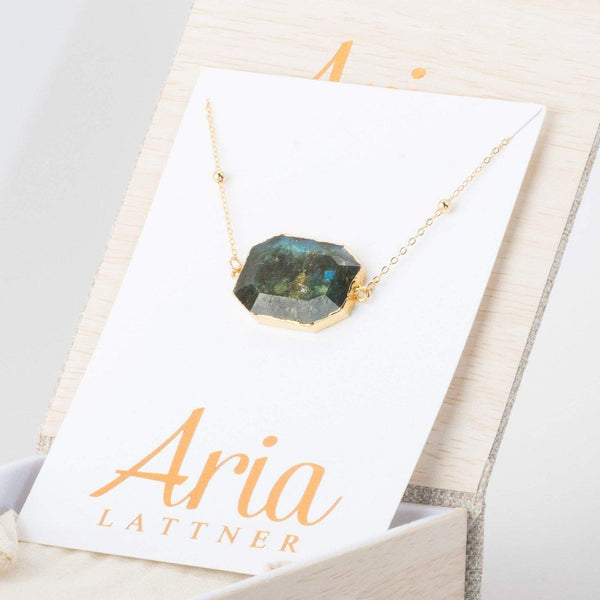 Lucy Collar Necklace-Necklace-Aria Lattner