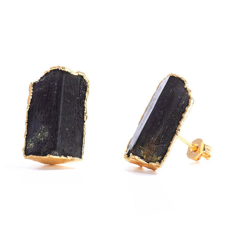 Meteor Studs-Earrings-Aria Lattner