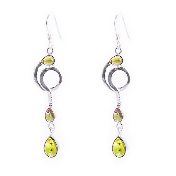 Oberon Earrings-Earrings-Aria Lattner
