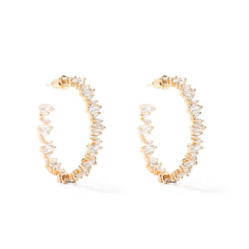 Rihanna Earrings-Earrings-Aria Lattner