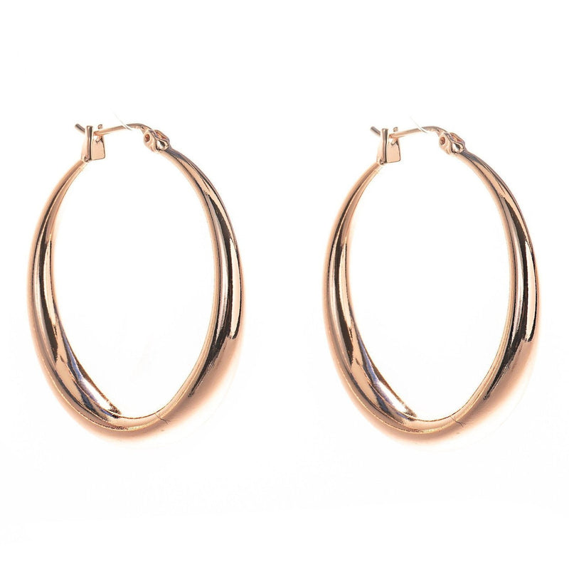 Selina Hoop Earrings-Earrings-Aria Lattner