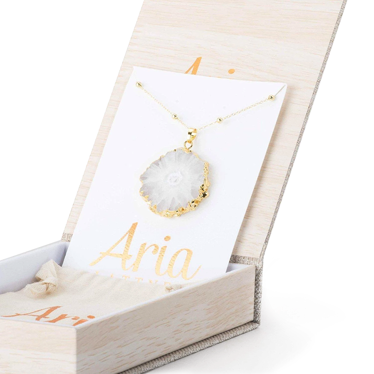 Star Dust Necklace-Necklace-Aria Lattner