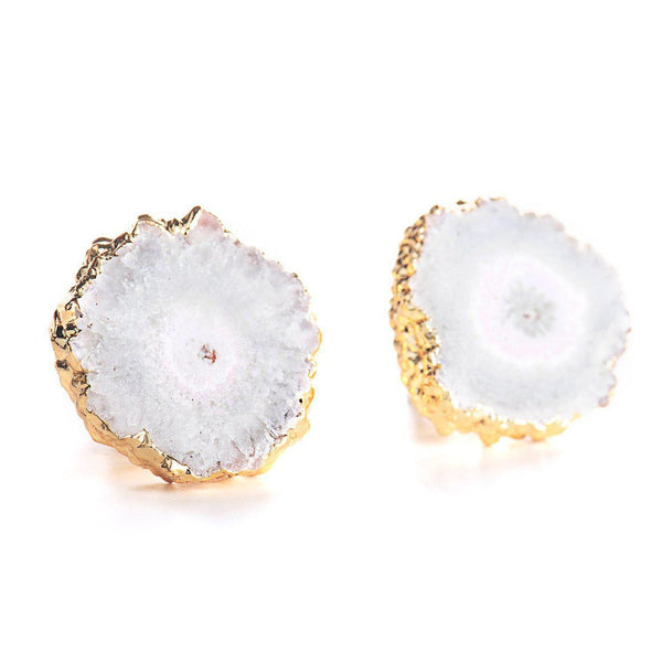 Star Dust Studs-Earrings-Aria Lattner