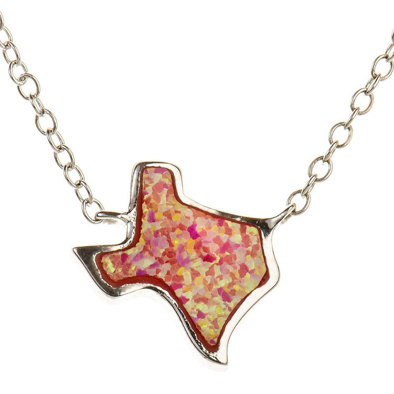 Texas Opal Necklace-Necklace-Aria Lattner
