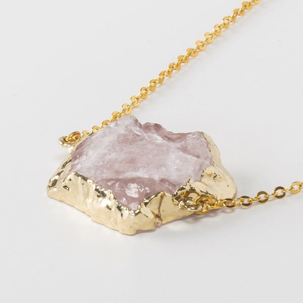 Universal Love Stone Necklace-Necklace-Aria Lattner