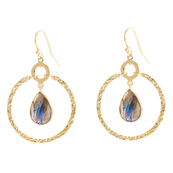 Yazmil Earrings-Earrings-Aria Lattner
