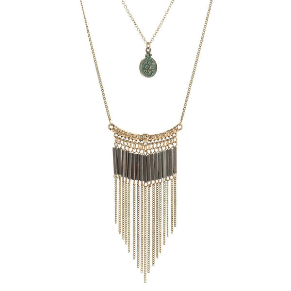 Zendaya Necklace-Necklace-Aria Lattner