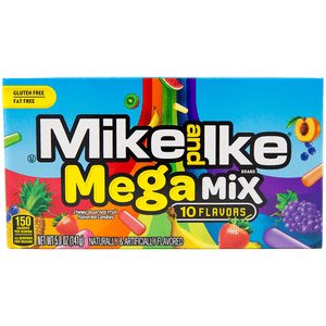 Mike and Ike Mega Mix (141g)