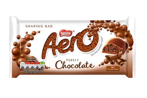 Aero Purely Chocolate - 5 Bars (09/2020)
