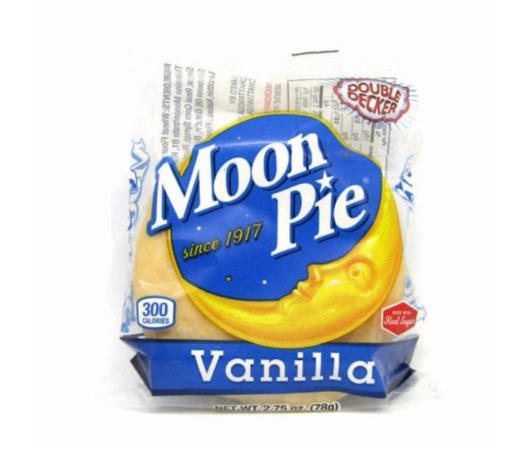 Moon Pie Vanilla Double Decker (77g)