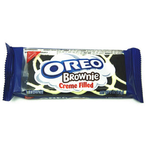 Oreo Creme Filled Brownie (85g)