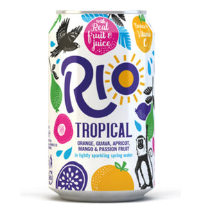 Rio Light Tropical - 6 Cans (BB 21/09/20)