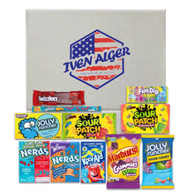 Load image into Gallery viewer, USA Sour Sweets Hamper
