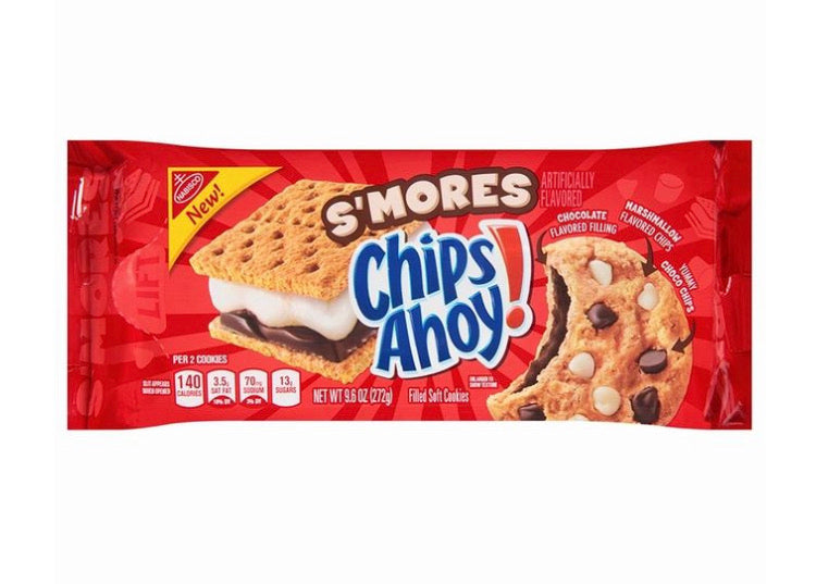 Chips Ahoy S'more (272g)