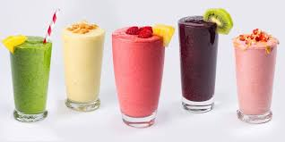 Five Favorite Smoothie Recipies