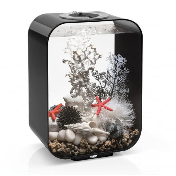 biOrb Life MCR 45 Aquarium - 45 Litre - Black (LAST ONE) - Fish Tank - Browns Pet Range