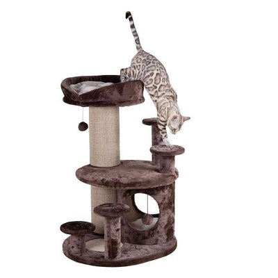 Brown's Cat Scratchers | Emil Scratching Post for Senior Cats - BROWNS PET RANGE