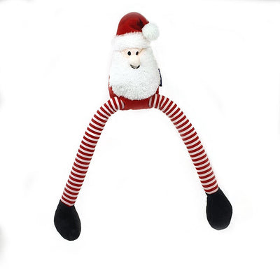 Brown's Christmas | Lanky Santa - Dog Toys - Browns Pet Range