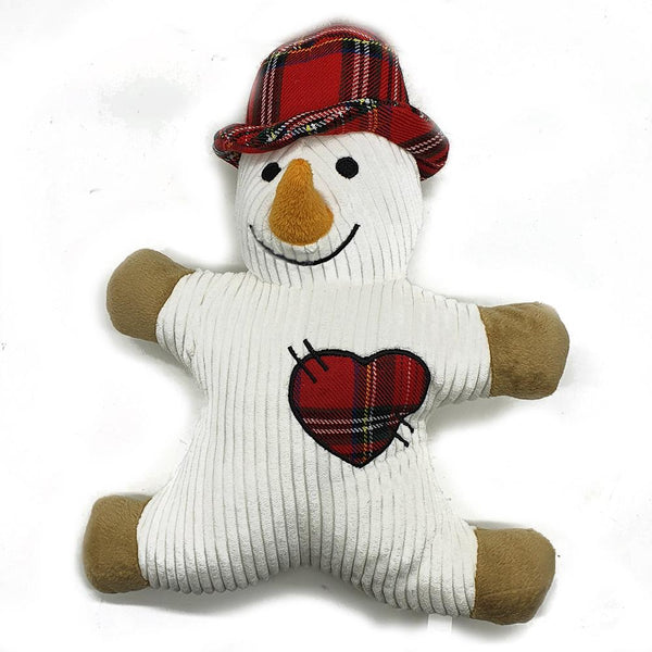 Brown's Christmas | Santa's Snowman | Dog Toy
