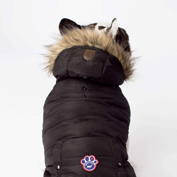 Canada Pooch North Pole Winter Parka SIZE 10 - Dog Coat - Browns Pet Range