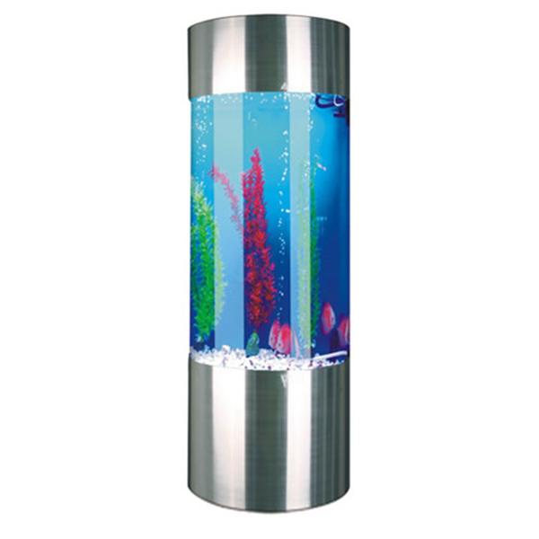 Column Expedition Tank - Acrylic Aquarium - 185L - Steel - Fish Tank - Browns Pet Range