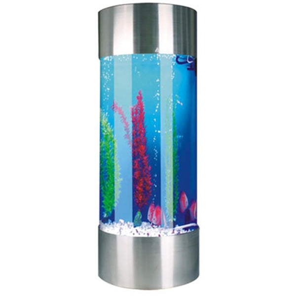 Column Expedition Tank - Acrylic Aquarium - 268L - Steel - Fish Tank - Browns Pet Range