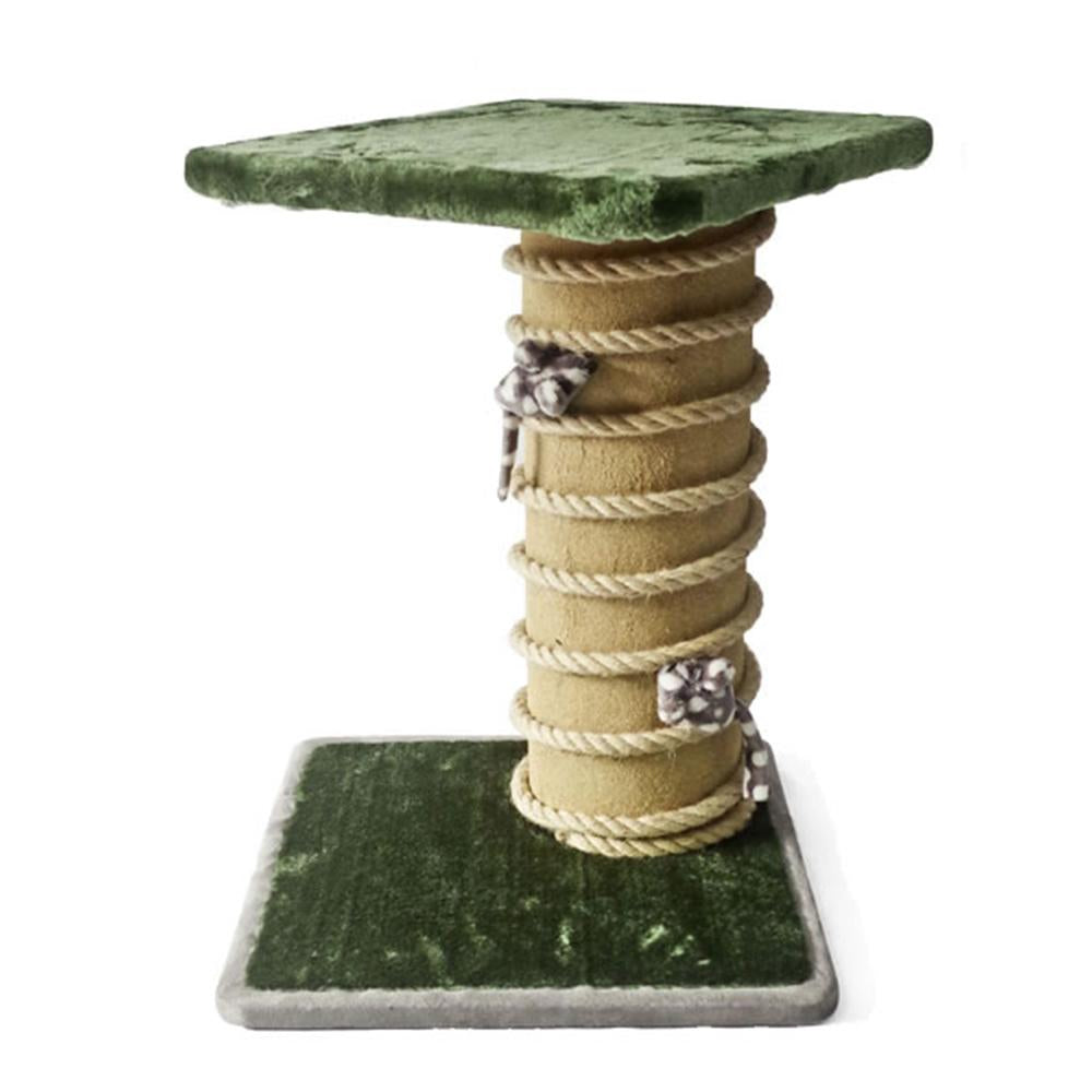 Jungle Vine Cat Scratching Tree Top (with Silver Vine) - Cat Scratch Posts - Browns Pet Range