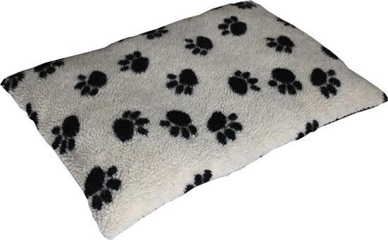 Luxury Pawprint Dog Cushions (Colour Variations) - Dog Accessories - Browns Pet Range