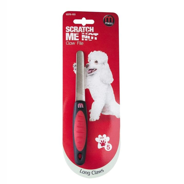 Mikki Scratch Me Not - Claw File -  - Browns Pet Range
