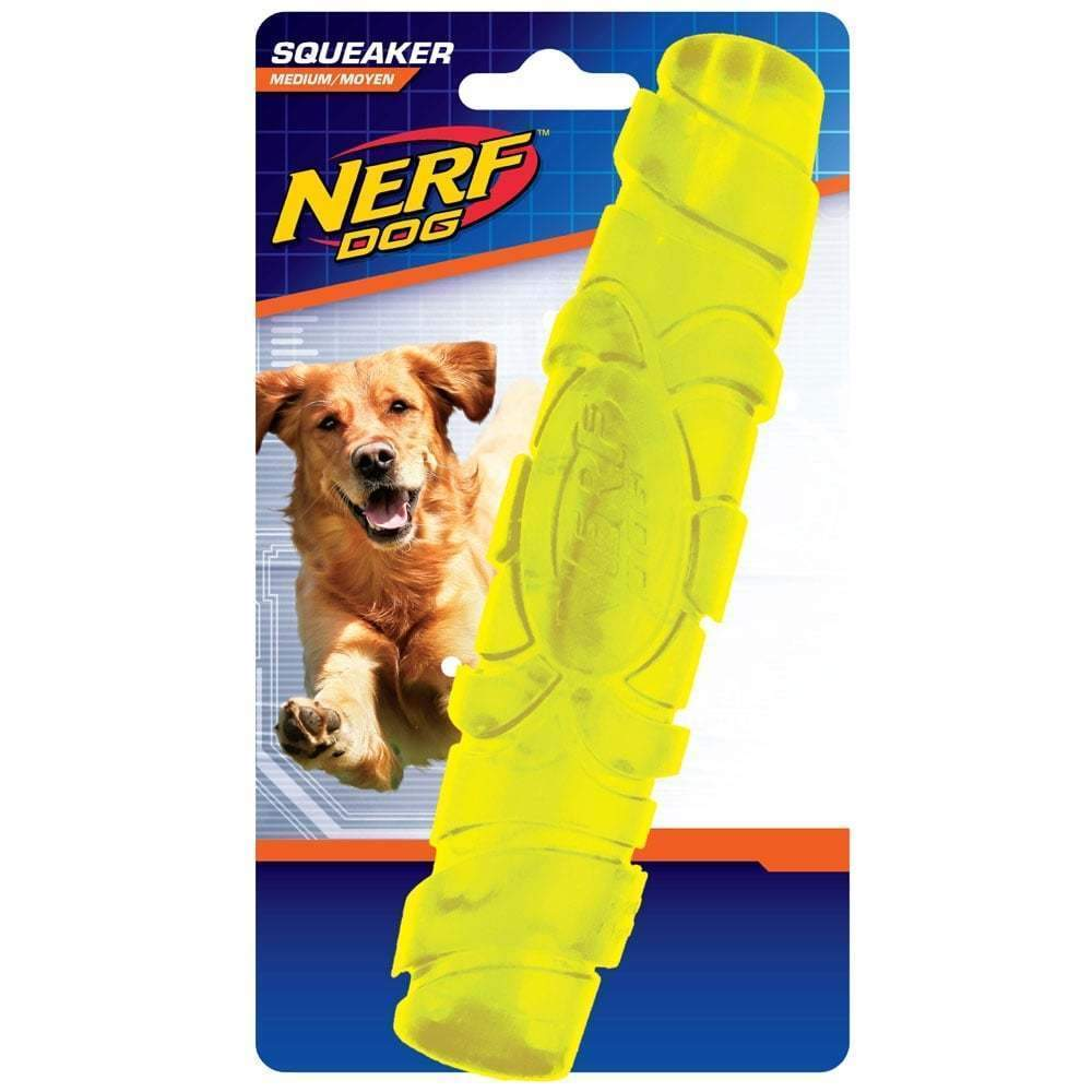 NEW Nerf Dog Squeak Stick Toy - Discount Pets