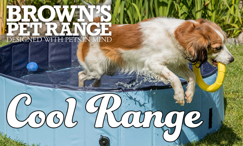 BROWNS PET RANGE