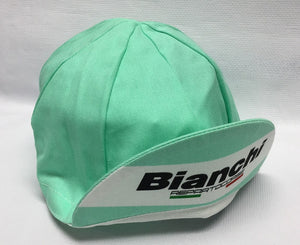 Bianchi Accessories Bianchi Celeste Repartocorse Cycling Cap