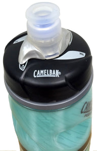 Bianchi Accessories Black CamelBak Podium Chill 21oz Water Bottle