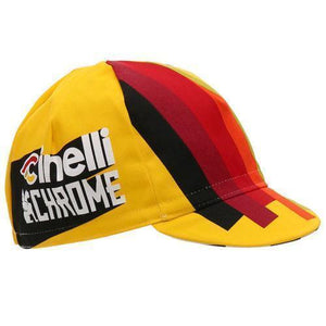 Cinelli Chrome Team Cycling Cap