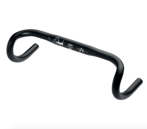 Cinelli Components 31.8/42CM / Black CINELLI VAI BICYCLE HANDLEBAR