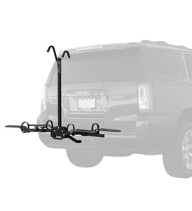 Critical Cycles Accessories 2-BIKE / Black Critical Cycles Lenox Hitch Mounted Tray Rack, 2-Bike