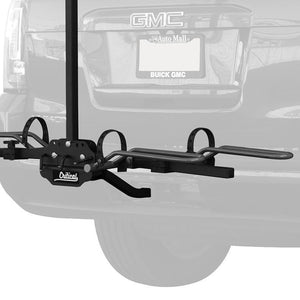 Critical Cycles Accessories Critical Cycles Lenox Hitch Mounted Tray Rack, 2-Bike