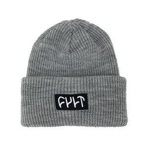 Cult Crew Bikes Accessories,SGV Recommended Brands Grey / OS Cult Witness Beanie