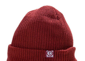 Demolition Accessories Red Demolition Stamp Beanie