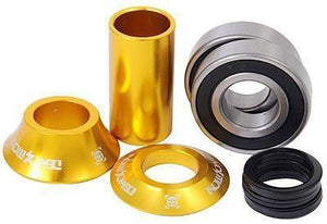 Demolition Components Gold Demolition 19mm Mid Bottom Bracket