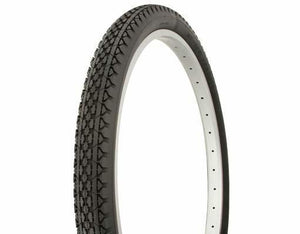 "Duro Components Black Tires "" You Get 2 Per Purchase "" Duro 26""x2.125"" Beach Cruiser Color Bicycle Tires"