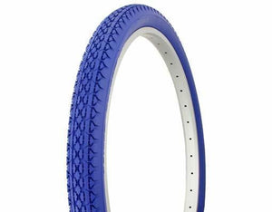 "Duro 26""x2.125"" Beach Cruiser Color Bicycle Tires"