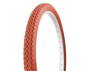 "Duro Components Brown Grand Tycoon Tires  "" You Get 2 Per Purchase "" Duro 26""x2.125"" Beach Cruiser Color Bicycle Tires"