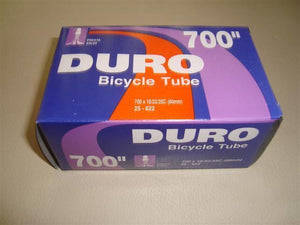 Duro Components Duro 700 X 18 / 23 / 25C tube with 60mm stem