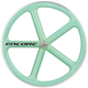 Encore Wheels Wheels Celeste / 700c Encore Front Track Wheel