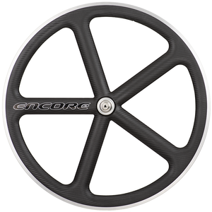 Encore Wheels Wheels Raw / 700c Encore Rear Track Wheel