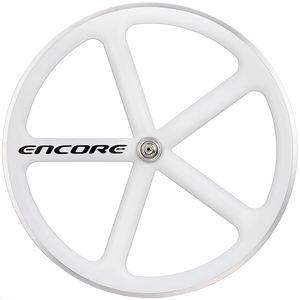 Encore Wheels Wheels White / 700c Encore Rear Track Wheel